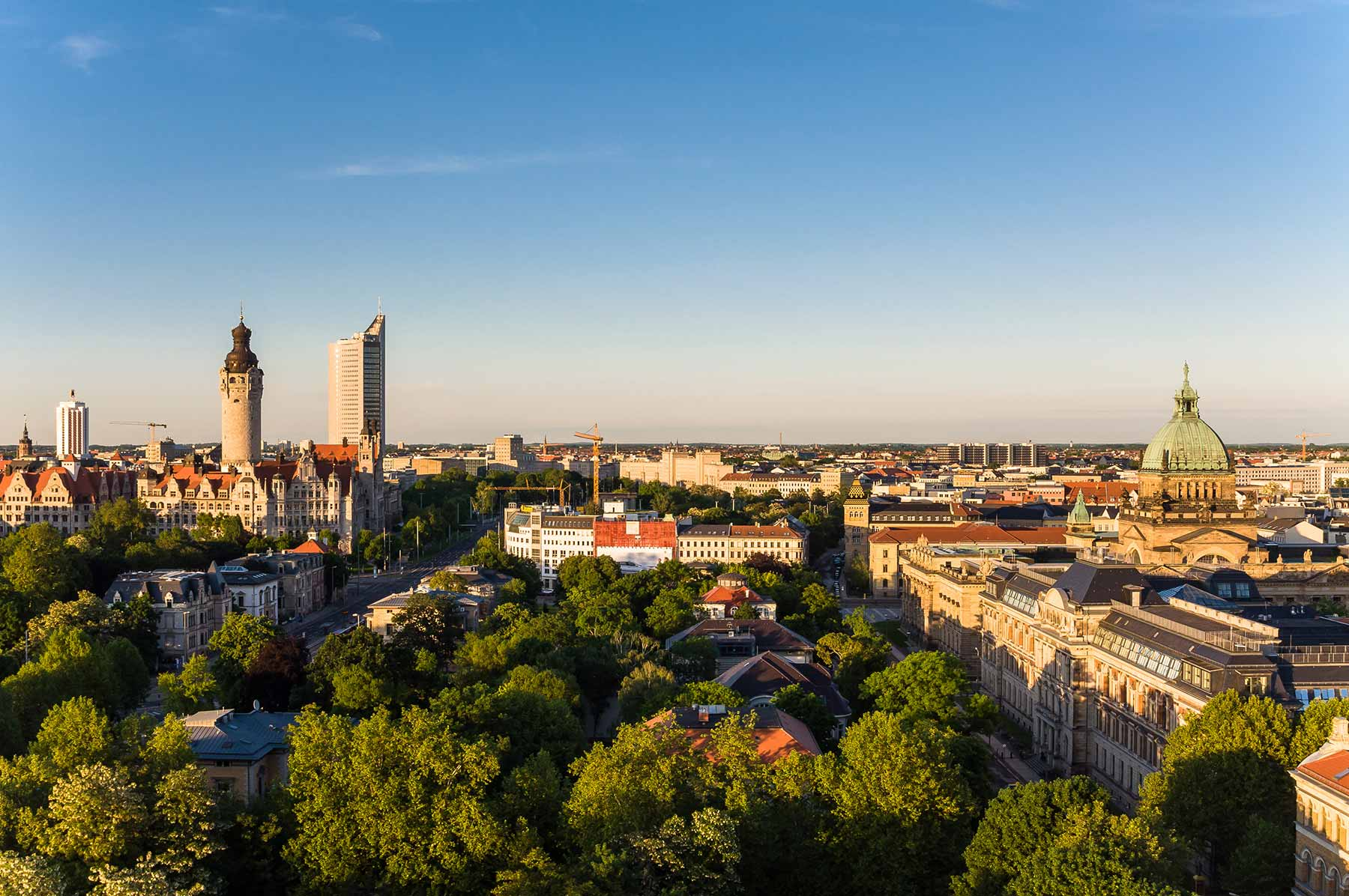 Stadtgut Seehausen Immobile Leipzig